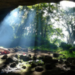 cave on mount elgon, uganda, 2008