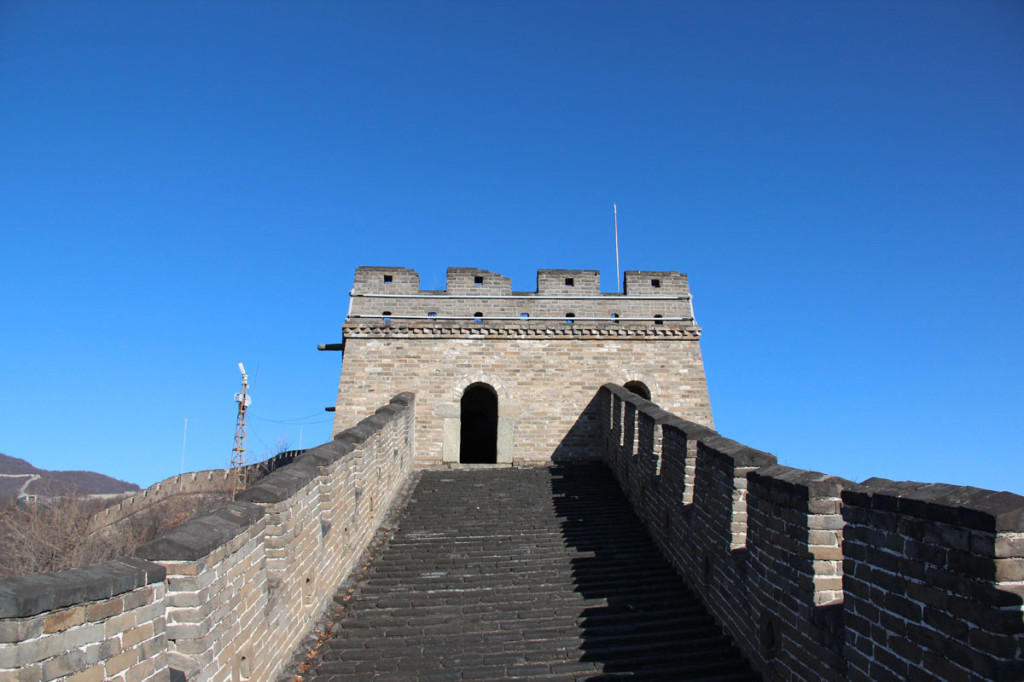 great wall of china, 2011