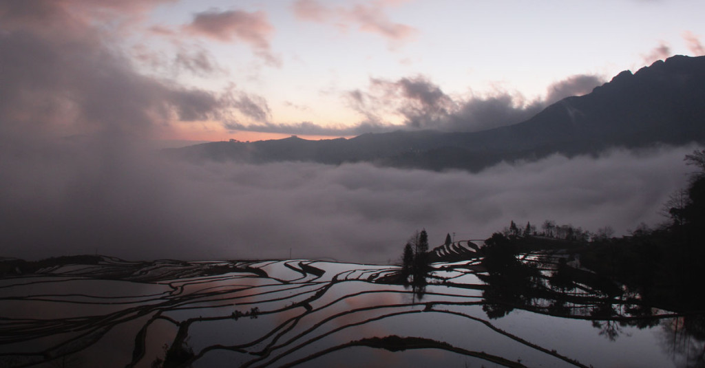 yuanyuang rice terraces, china, 2012