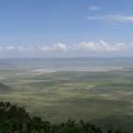 ngorongoro crater, tanzania, 2009