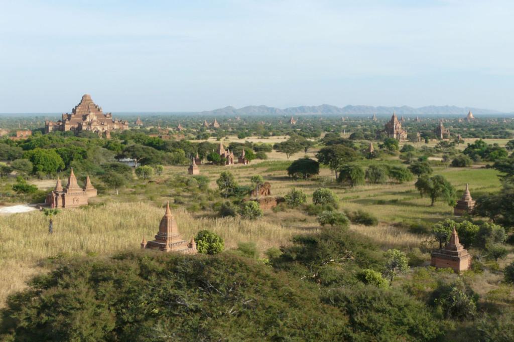 bagan, myanmar, 2009