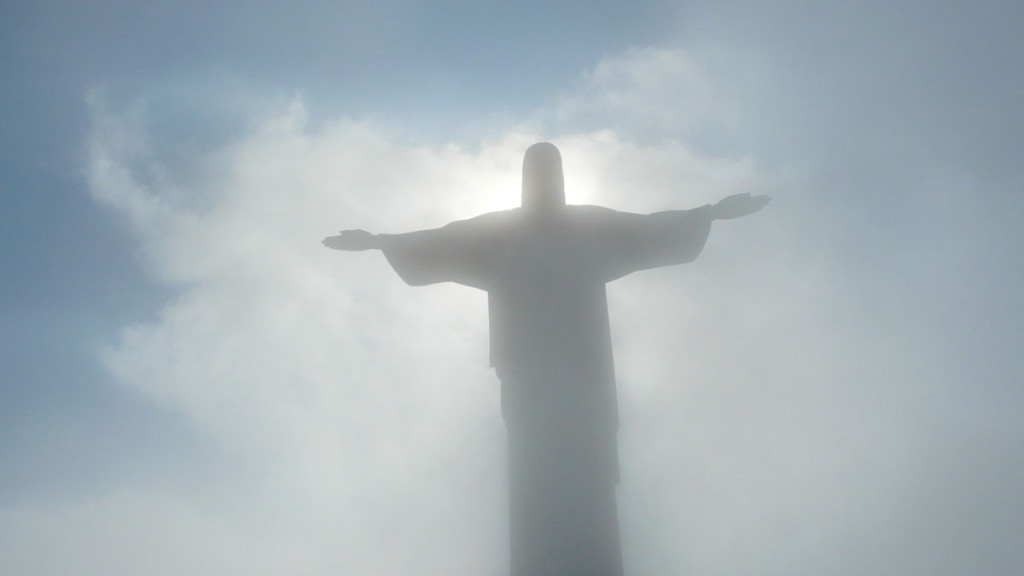 christ the redeemer, brazil, 2010
